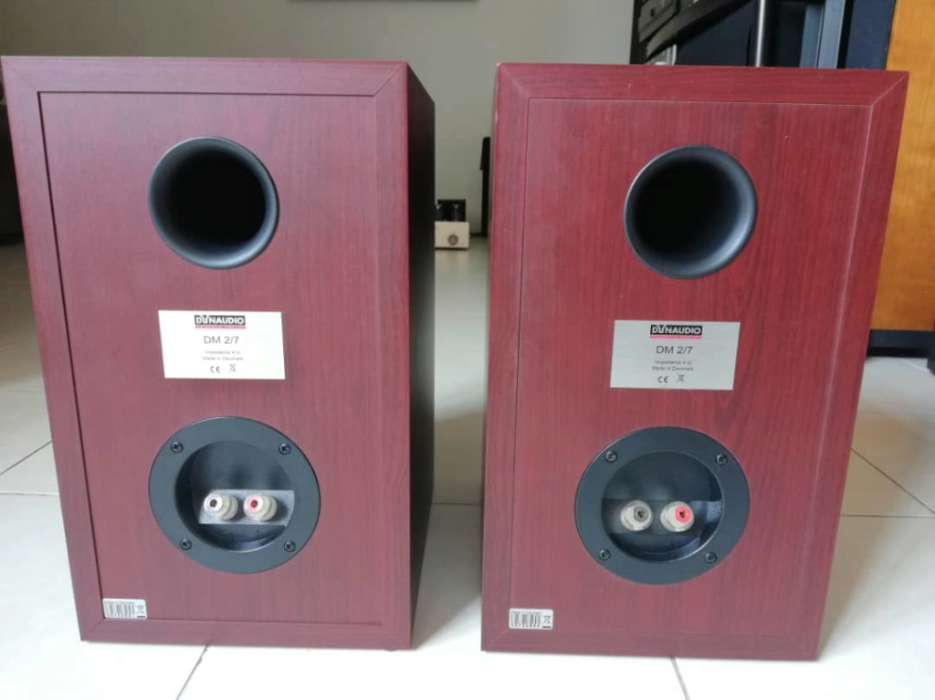 Dynaudio dm2/7 rosewood(used)sold 2e0aab10