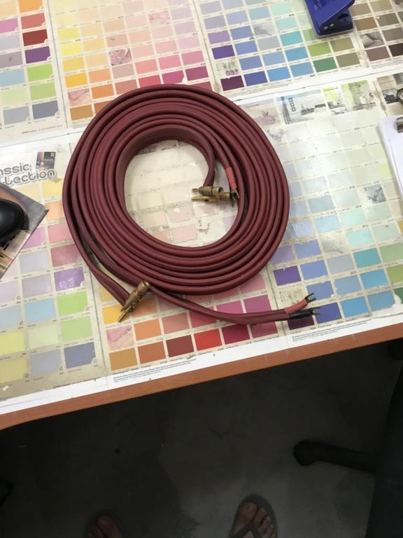 Van den hul m.c magnum speaker cable 3.2m sold 69d43310