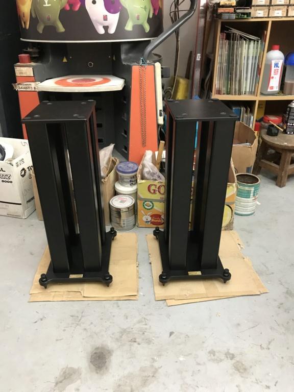 Speaker stand metal H/D(60cm)sold 73aaed10