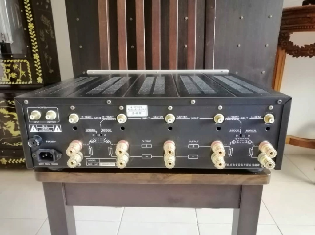cayin d1205.1a 5 channel sold 7fc7ba10