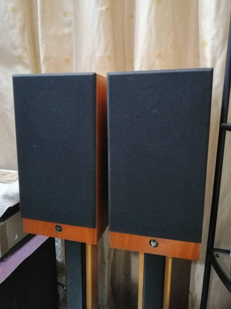DLS R60 bookshelf speaker 8a42c910