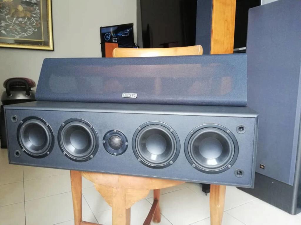 Klh audio v-354 center speaker (used) Cde27710