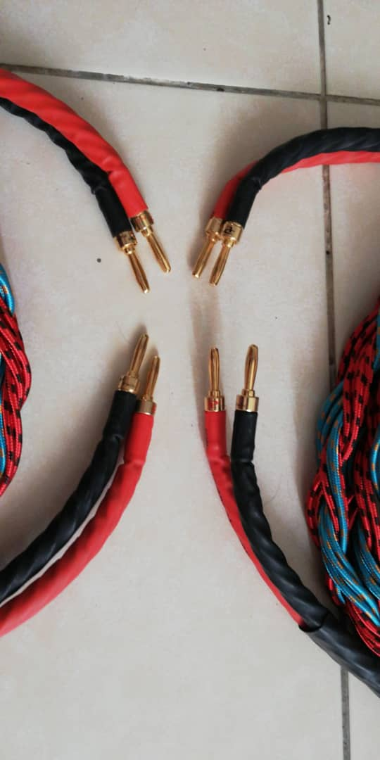 American Western Electric speaker cable(sold)  Cf9d0610
