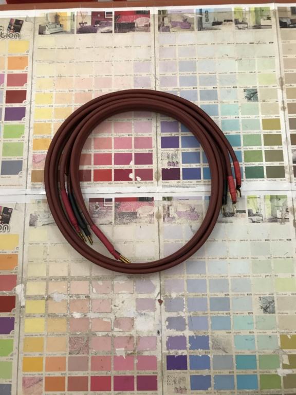 Van den hul m.c magnum speaker cable(used) F9105d10