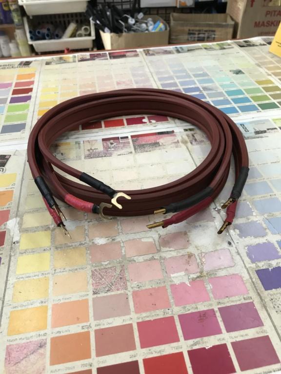 Van den hul m.c magnum speaker cable(used) Fab3e010