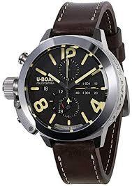 Une montre U-BOAT Uboat10