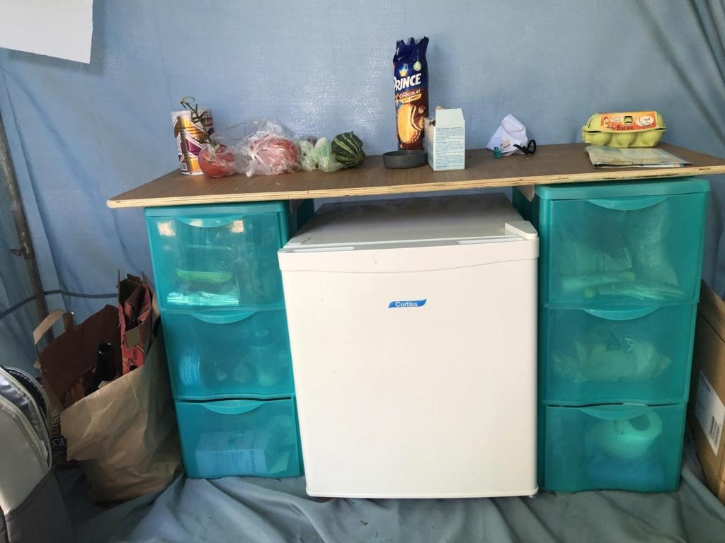 """Cuisine """"customisée"""" et meuble frigo 244ae110"""