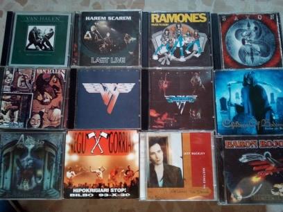 vendo cds,rock & metal variado.Actualizado 27/07/19 0111