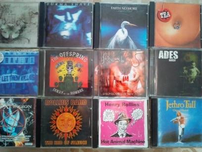 vendo cds,rock & metal variado.Actualizado 27/07/19 0310