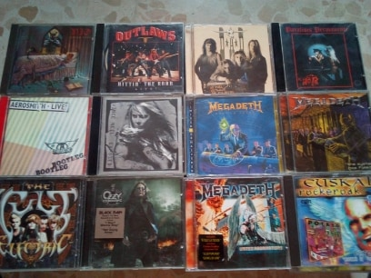 vendo cds,rock & metal variado.Actualizado 27/07/19 1110