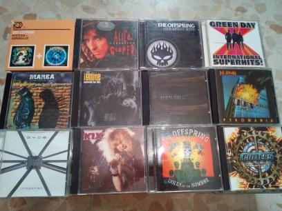 vendo cds,rock & metal variado.Actualizado 27/07/19 1310