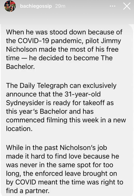 Bachelor Australia - Season 9 - Jimmy Nicholson - Discussion - *Sleuthing Spoilers*  - Page 7 E2a2d010