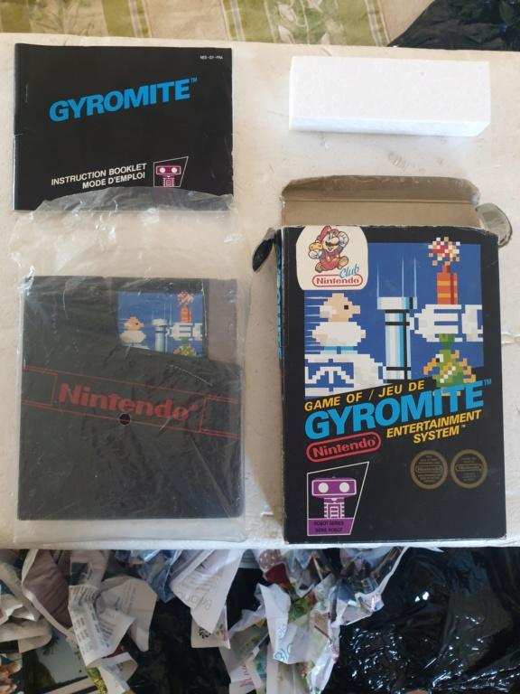 Gyromite Nes Club Nintendo  15662211