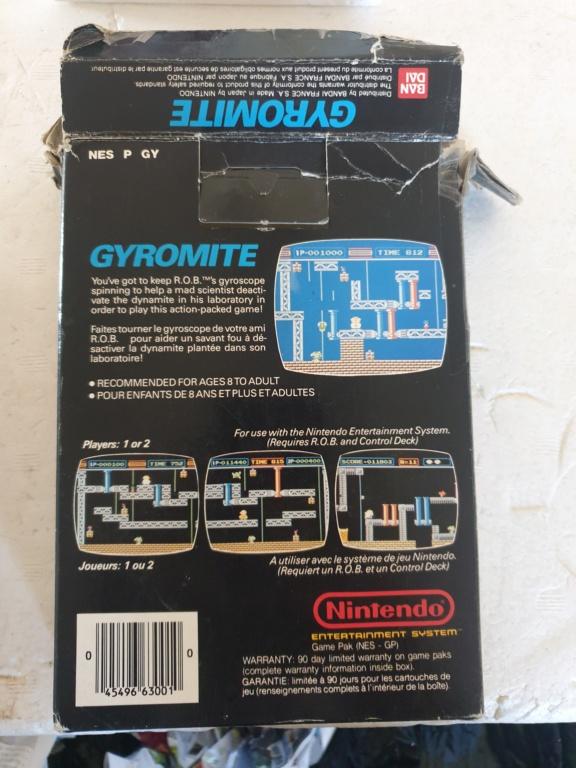 Gyromite Nes Club Nintendo  15662212