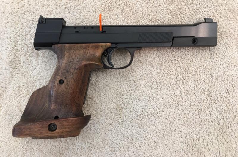 WTS: Sams Custom Gunworks 1911, Hammerli 215, Ruger MK IV SS Target, SA .45 Range Officer Img_e413