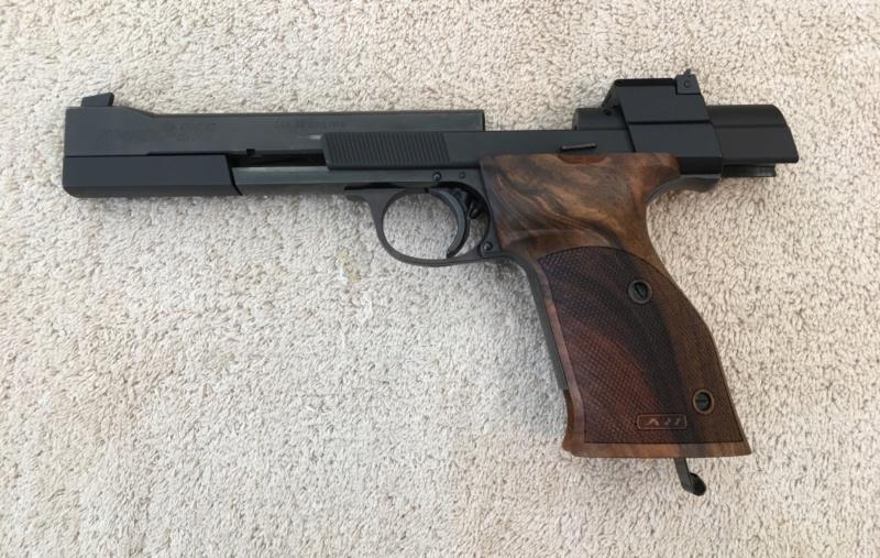 WTS: Sams Custom Gunworks 1911, Hammerli 215, Ruger MK IV SS Target, SA .45 Range Officer Img_e414
