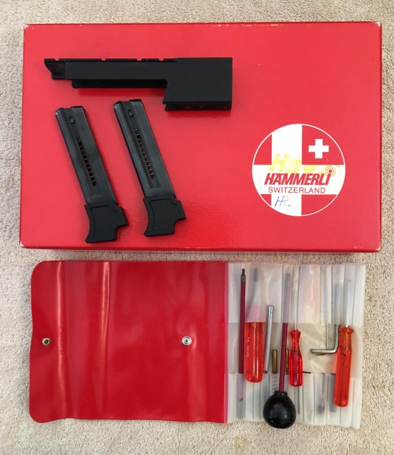 WTS: Sams Custom Gunworks 1911, Hammerli 215, Ruger MK IV SS Target, SA .45 Range Officer Img_e415