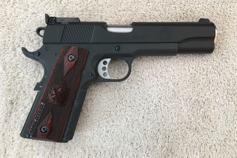 WTS: Sams Custom Gunworks 1911, Hammerli 215, Ruger MK IV SS Target, SA .45 Range Officer Img_e426