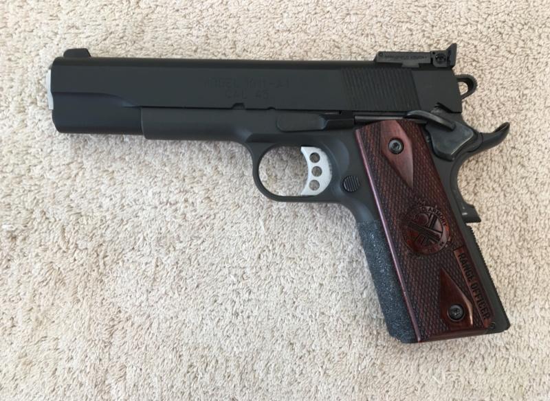 WTS: Sams Custom Gunworks 1911, Hammerli 215, Ruger MK IV SS Target, SA .45 Range Officer Img_e427