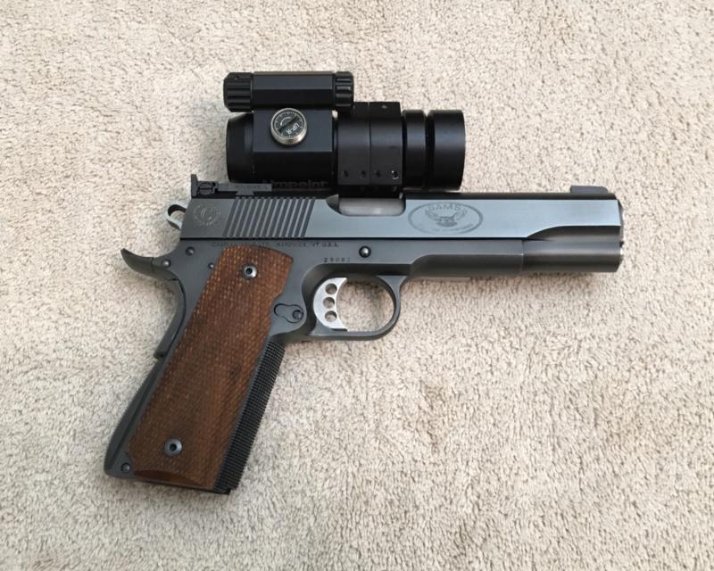 WTS: Sams Custom Gunworks 1911, Hammerli 215, Ruger MK IV SS Target, SA .45 Range Officer Img_e513