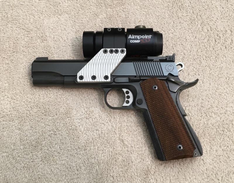 WTS: Sams Custom Gunworks 1911, Hammerli 215, Ruger MK IV SS Target, SA .45 Range Officer Img_e514