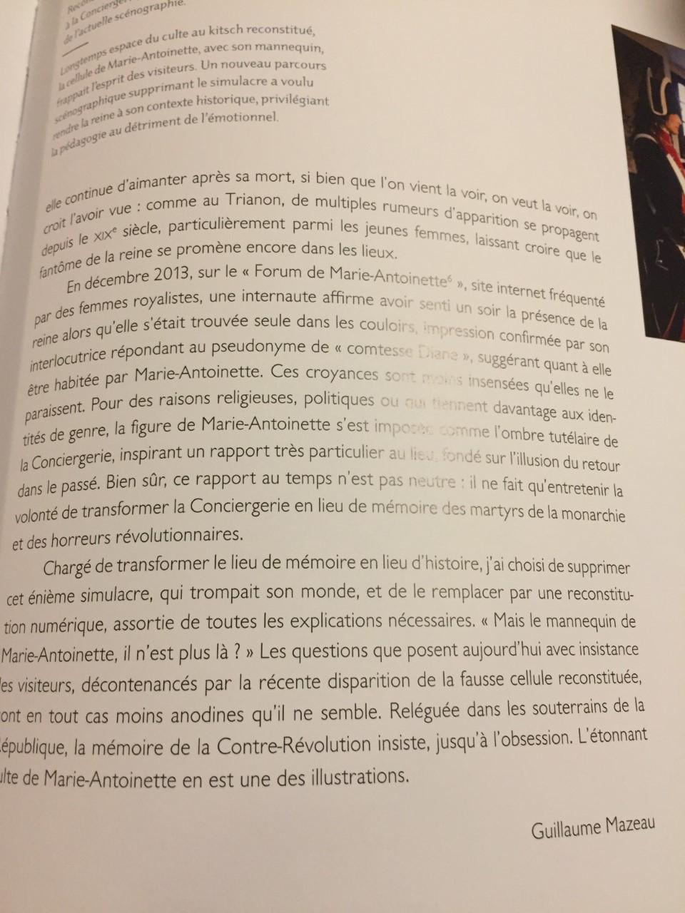 Catalogue de l'exposition : Marie-Antoinette, métamorphoses d'une image (La Conciergerie, Paris) Catalo10