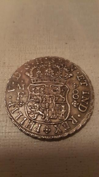 8 Reales Felipe V 1742 20200328
