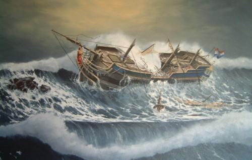 """El """"Hollandia"""": historia de un trágico naufragio (julio de 1743) Hollan15"""