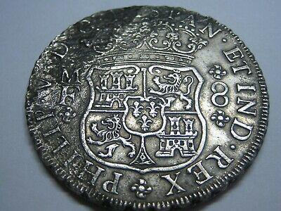 8 reales de Felipe V de 1736 (naufragio) S-l40011