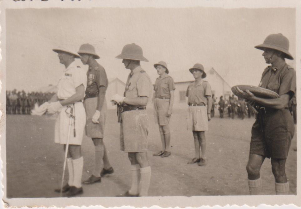 Anciens du 12ème RCA et du peloton de Lencquesaing  Numzor13