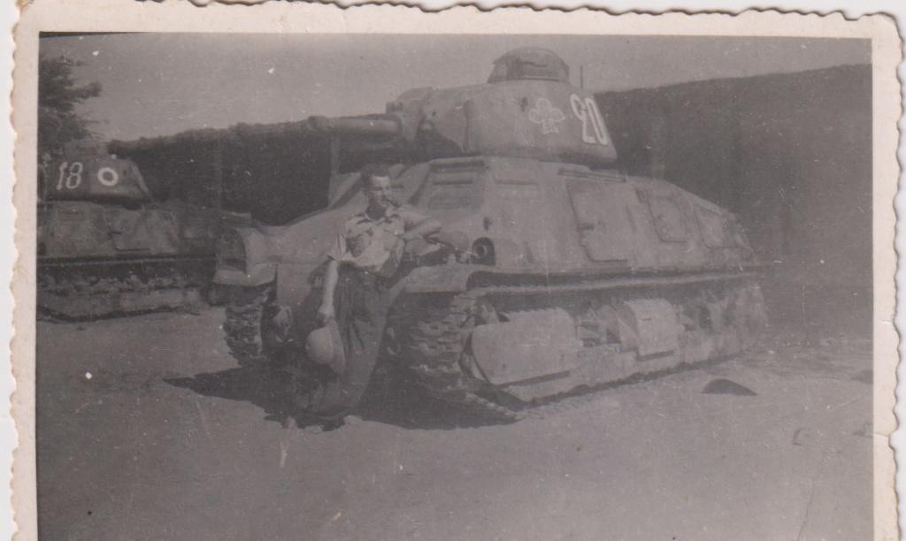 Anciens du 12ème RCA et du peloton de Lencquesaing  Numzor16