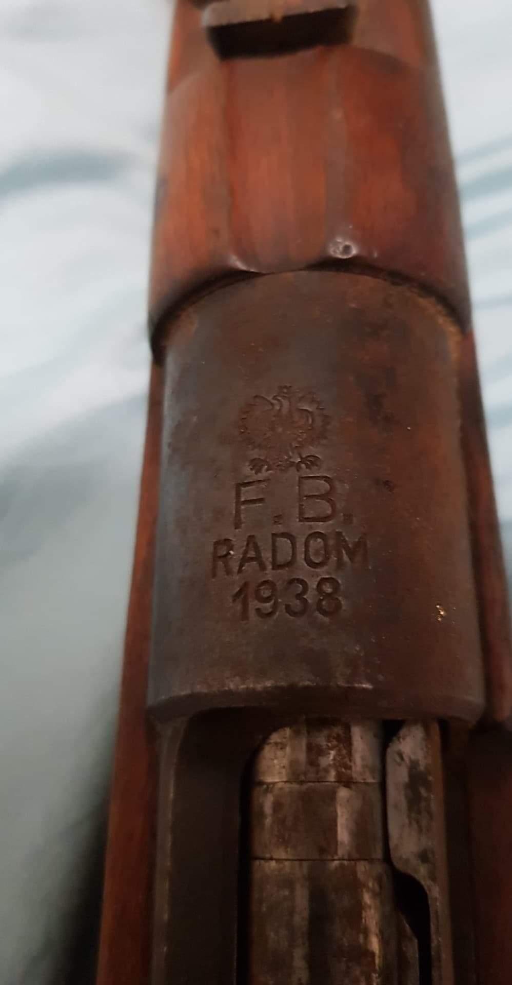 Radom 1938 wz29 Receiv11