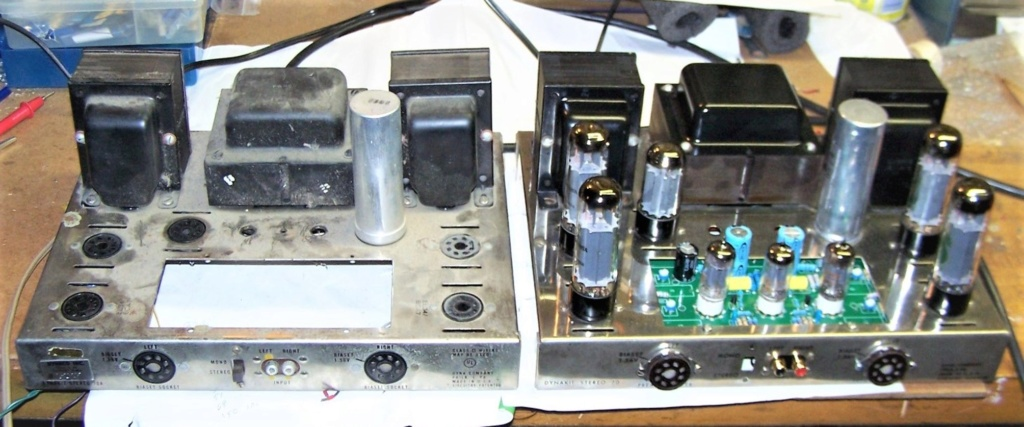 Finished My First Dyna / VTA ST-70 Upgrade Vta610