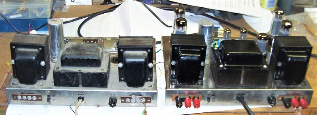 Dynaco lore - Differences between factory wired and kit built ST-70 - photos .. - Page 2 Vta710