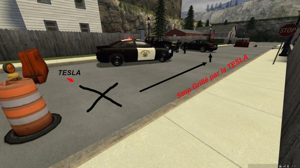 Rapport de Traffic collision  20200510