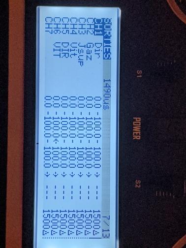 Programmation d'un camion RC sur ma X9E Sortie10