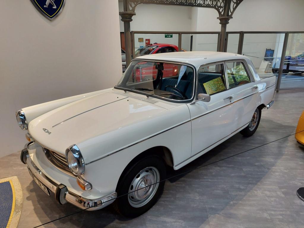 [VISUE] musée Peugeot Sochaux 24/10 + cité automobile Mulhouse  - Page 2 20201019