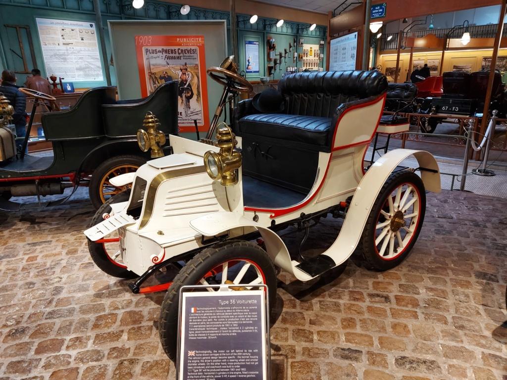 [VISUE] musée Peugeot Sochaux 24/10 + cité automobile Mulhouse  - Page 2 20201020