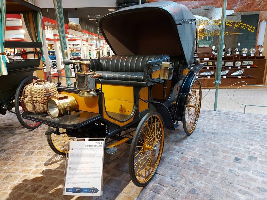 [VISUE] musée Peugeot Sochaux 24/10 + cité automobile Mulhouse  - Page 2 20201021