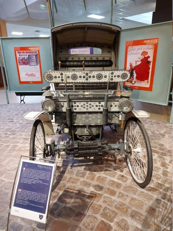 [VISUE] musée Peugeot Sochaux 24/10 + cité automobile Mulhouse  - Page 2 20201022