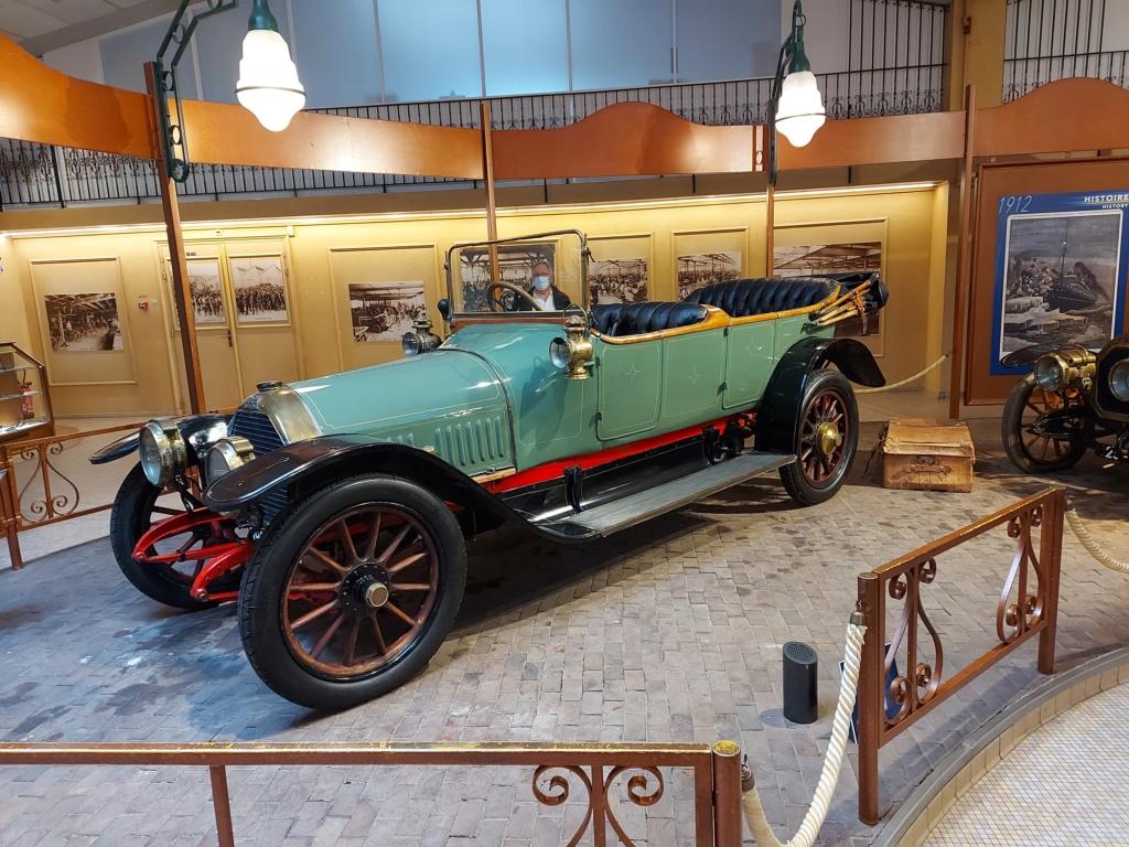 [VISUE] musée Peugeot Sochaux 24/10 + cité automobile Mulhouse  - Page 2 20201023