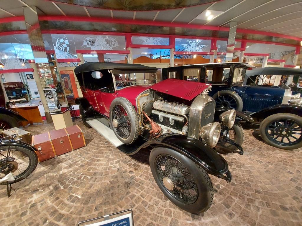 [VISUE] musée Peugeot Sochaux 24/10 + cité automobile Mulhouse  - Page 2 20201024