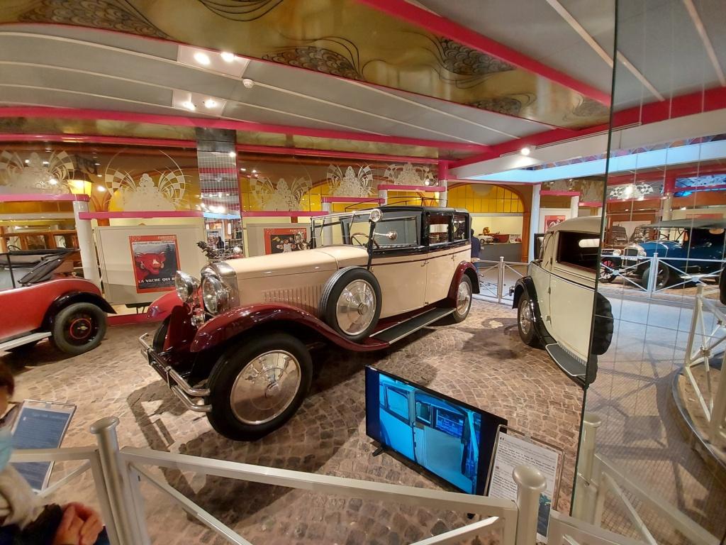 [VISUE] musée Peugeot Sochaux 24/10 + cité automobile Mulhouse  - Page 2 20201025