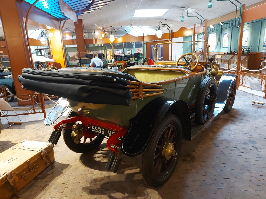 [VISUE] musée Peugeot Sochaux 24/10 + cité automobile Mulhouse  - Page 2 20201026