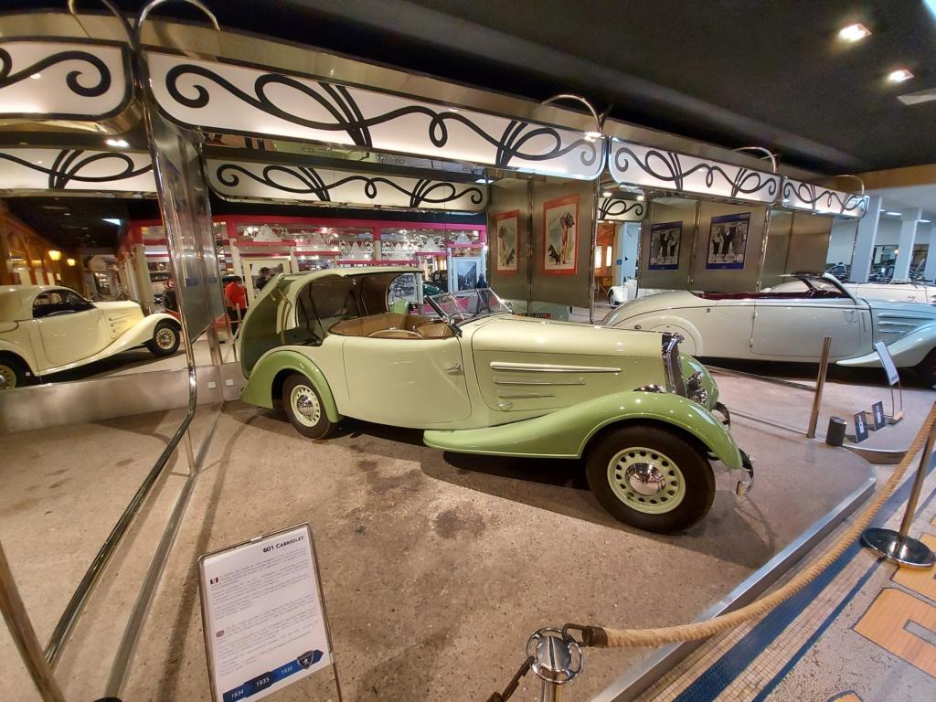 [VISUE] musée Peugeot Sochaux 24/10 + cité automobile Mulhouse  - Page 2 20201027