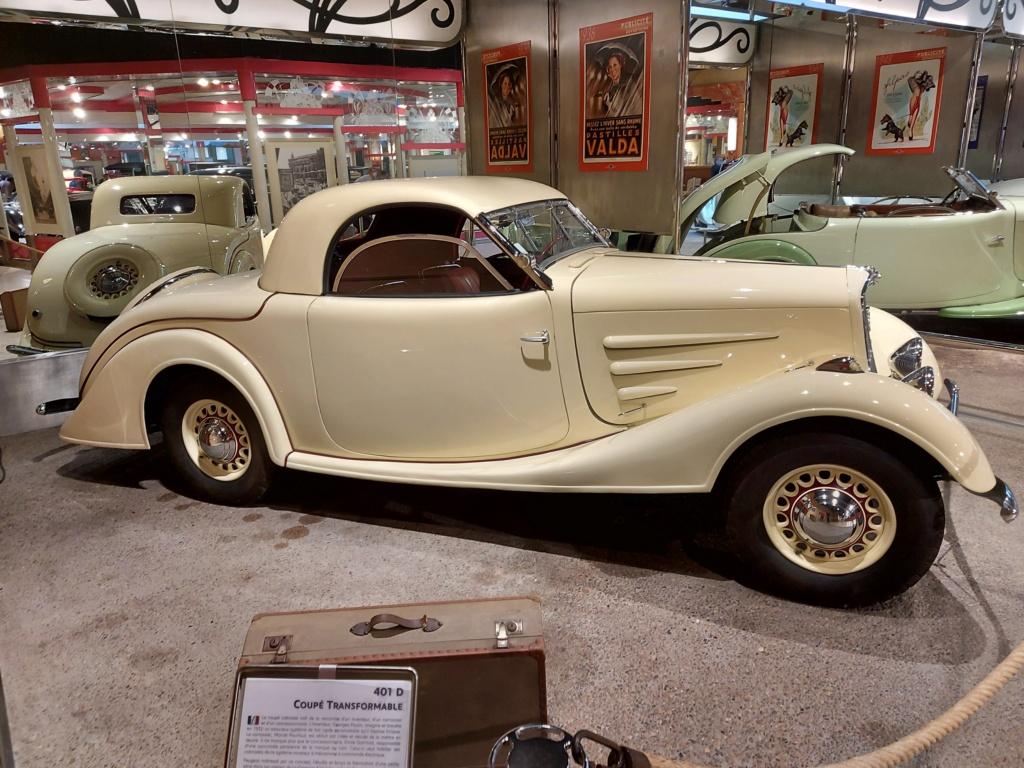 [VISUE] musée Peugeot Sochaux 24/10 + cité automobile Mulhouse  - Page 2 20201028