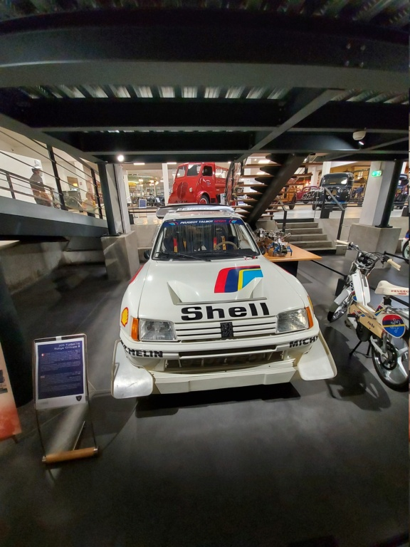 [VISUE] musée Peugeot Sochaux 24/10 + cité automobile Mulhouse  - Page 2 20201030