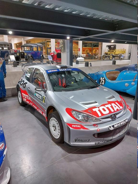[VISUE] musée Peugeot Sochaux 24/10 + cité automobile Mulhouse  - Page 2 20201031