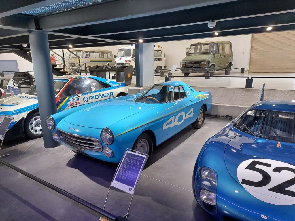 [VISUE] musée Peugeot Sochaux 24/10 + cité automobile Mulhouse  - Page 2 20201036