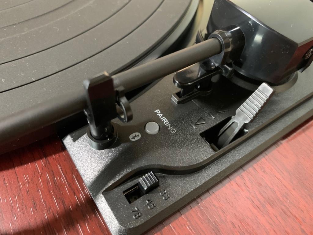 Teac TN-180BT Turntable Bluetooth MM Phono PreAmp 3-speed Vinyl Record Player Teac_510